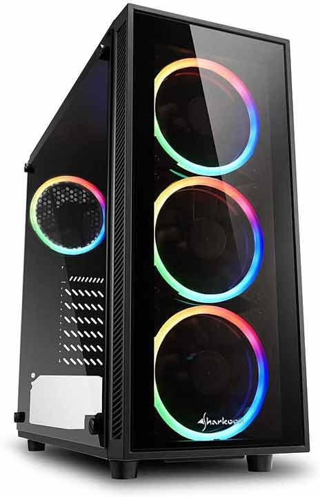 migliori-case-pc-Sharkoon-Case-TG4-RGB