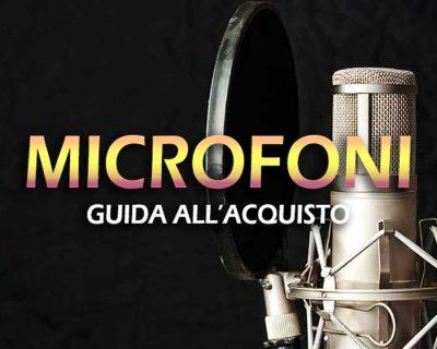 Migliori microfoni per PC – Guida all'acquisto