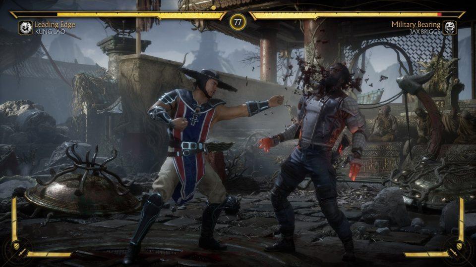 Mortal Kombat 11 Combattimenti