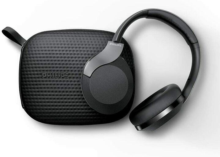 Migliori cuffie wireless economiche Philips Over Ear PH805BK