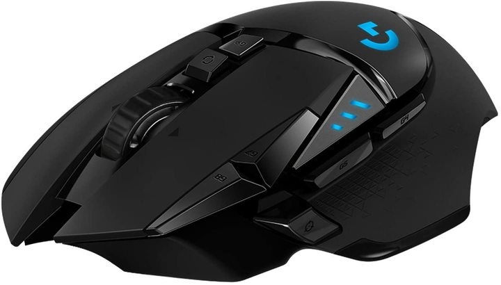 migliori mouse wireless 2020 - Logitech G502 Lightspeed