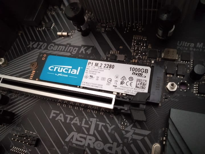 Come montare un SSD Nvme