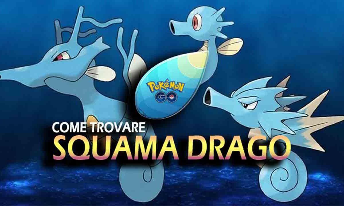 Come trovare la Squama Drago su Pokémon GO