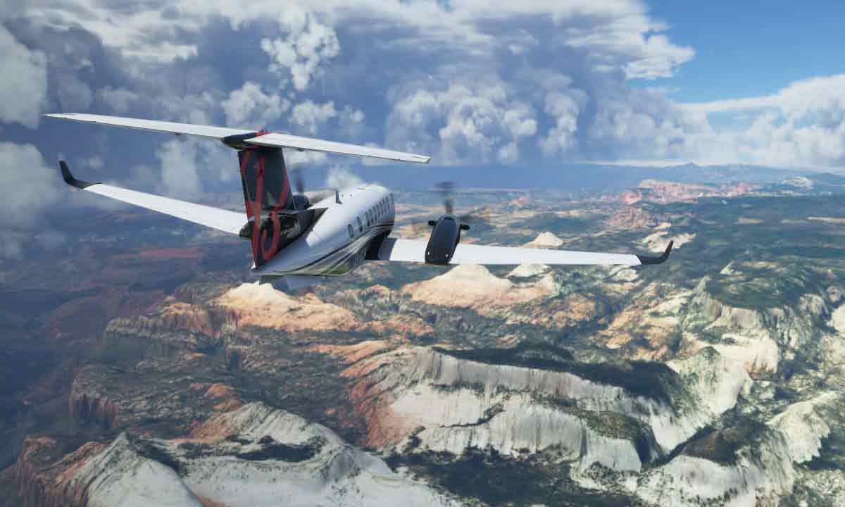 Microsoft Flight Simulator: Requisiti di sistema ufficiali