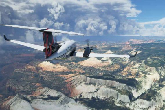 Microsoft Flight Simulator: Requisiti di sistema ufficiali