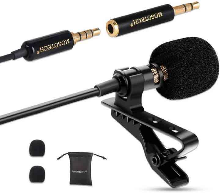 migliori-microfoni-economici-mosotech-lavalier