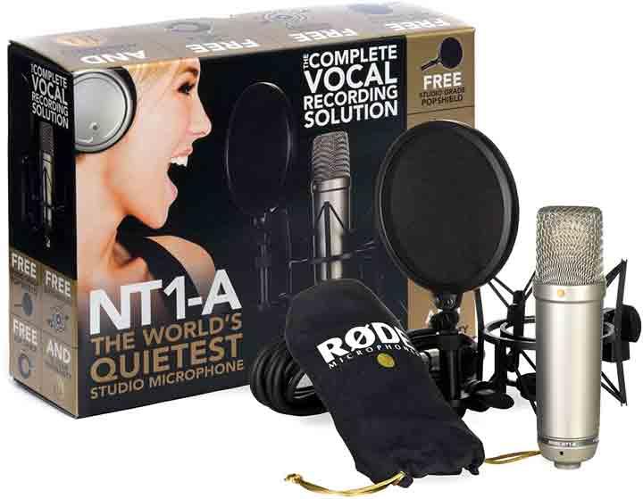 migliori-microfoni-per-cantare-roce-nt1-a
