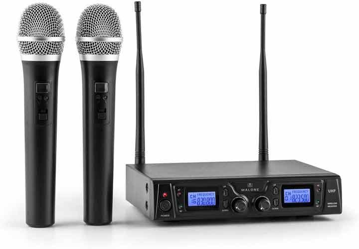 migliori-microfoni-wireless-malone-duett-pro-v1