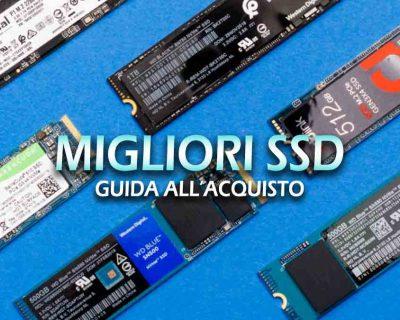 Migliori SSD del 2021: interni ed esterni – Guida all'acquisto