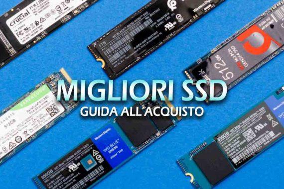 Migliori SSD del 2020 – Guida all'acquisto