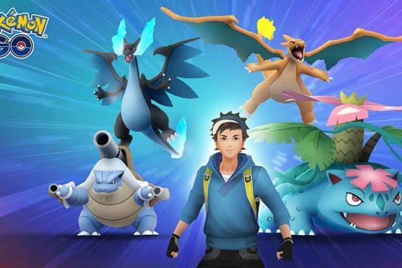 Pokémon GO: megaevoluzione e megaraid in arrivo