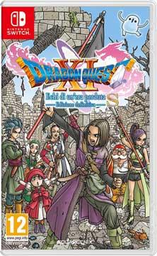 Dragon Quest XI S Echi di un'era perduta