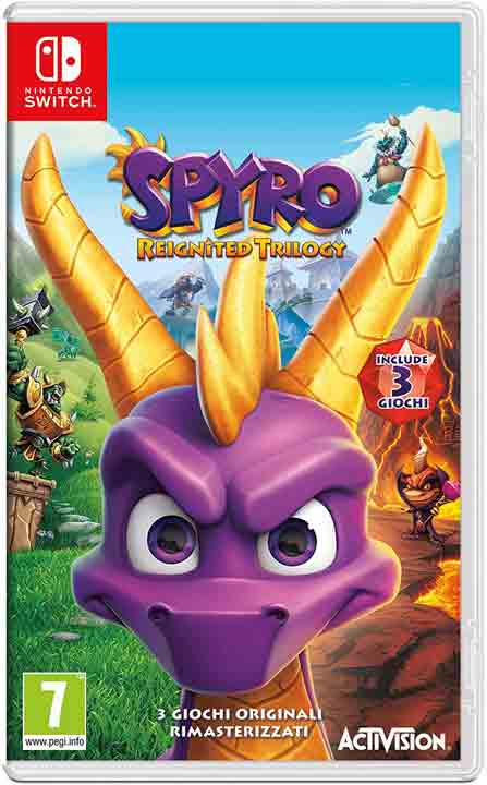 migliori-giochi-nintendo-switch-spyro-trilogy-reignited