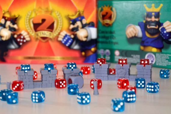 2 Kings: Jocaranda Games lancia la campagna Kickstarter