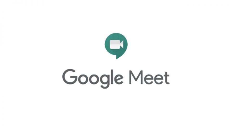 come modificare lo sfondo su google meet