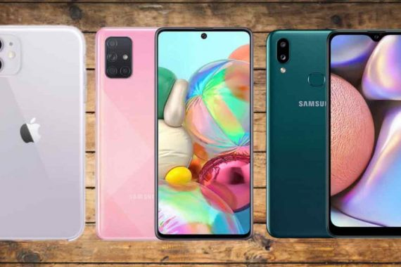 Migliori Smartphone in commercio – Guida all'acquisto