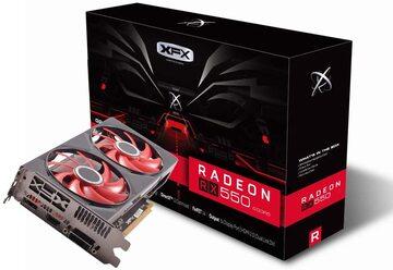 XFX Radeon RX 550