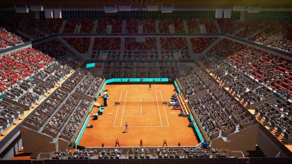 tennis world tour 2 recensione