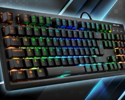 Sharkoon la nuova tastiera da gaming SKILLER SGK30