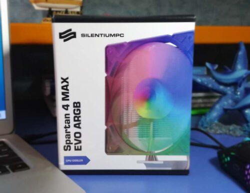 SilentiumPC: Spartan 4 MAX EVO ARGB – Recensione