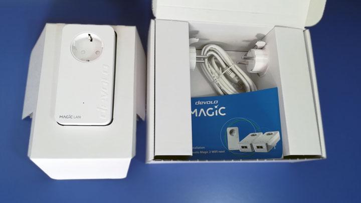 caratteristiche tecniche devolo magic 2 wifi next