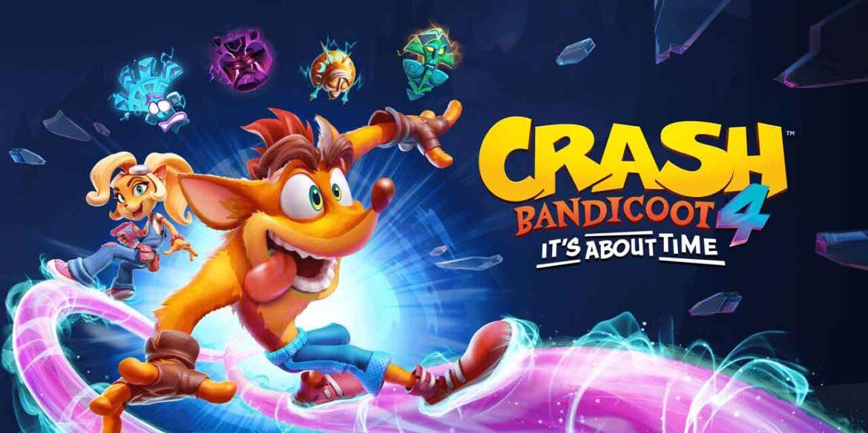 Crash Bandicoot 4: It's About Time – requisiti di sistema per PC