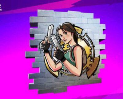 Fortnite: come ottenere l'emote di Lara Croft con un codice