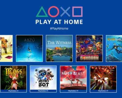 Play at Home: 10 giochi gratis senza Playstation Plus
