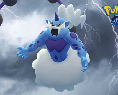 Pokémon GO: Thundurus – Come catturarlo in forma Incarnate