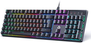 Aukey-KM-G16-migliori-tastiere-da-gaming