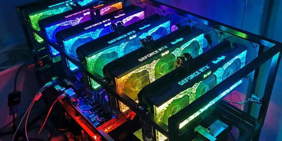 RTX 3080Ti schede grafiche nvidia