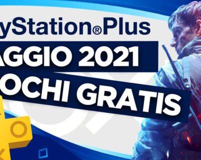 PlayStation Plus: giochi gratis del mese di Maggio