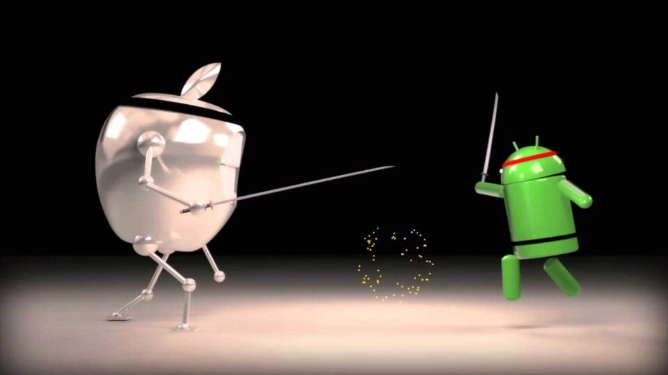 come testare android su iphone
