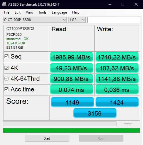 AS-SSD-Benchmark-p1