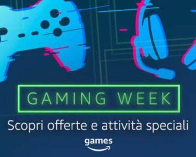 Amazon Gaming Week: offerte incredibili sui giochi Xbox
