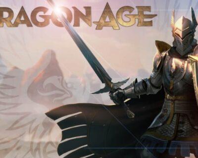 Dragon Age: foto fa sperare ad un ritorno dei Grey Warden