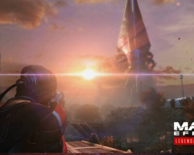 Mass Effect Legendary Edition: primi crash su Xbox Series X/S