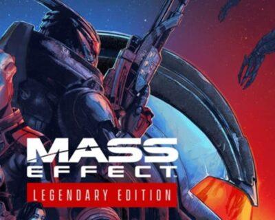 Mass Effect Legendary Edition: manca poco all'uscita