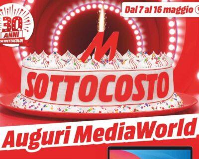 Mediaworld: volantino di Maggio con offerte per il Gaming