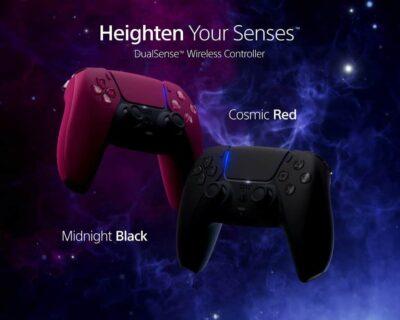PlayStation 5: nuove colorazioni per il DualSense