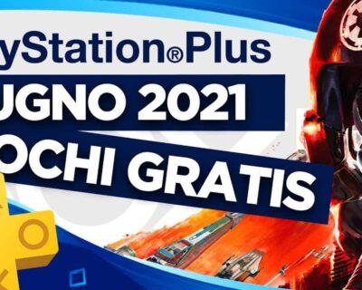 PlayStation Plus: giochi gratis di Giugno 2021 per PS4 e PS5
