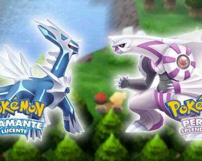 Pokémon Diamante e Perla: data di uscita dei remake su Nintendo Switch