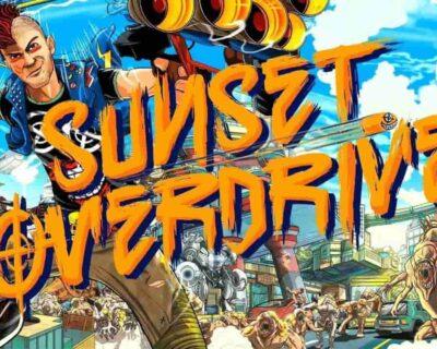 Sunset Overdrive 2: potrebbe arrivare anche su PS4 e PS5