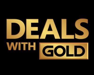 Xbox Store: Deals with Gold, sconti fino al 90%
