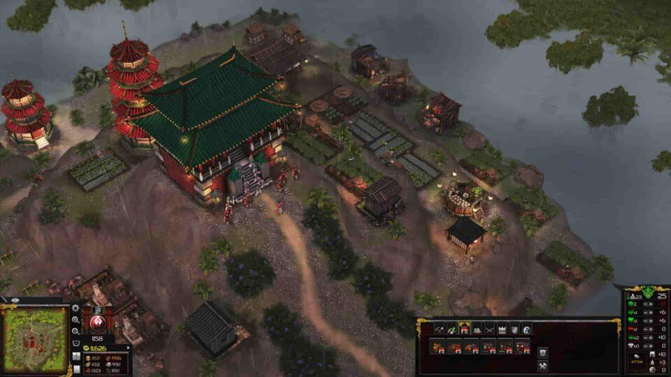 stronghold-warlords- migliori giochi di strategia pc
