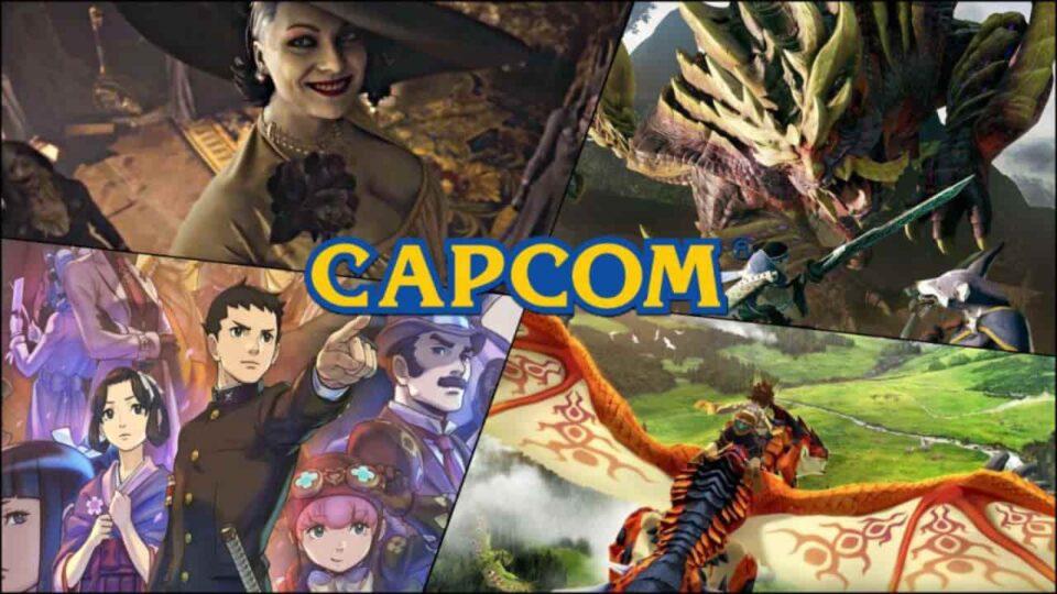Capcom-E3-2021
