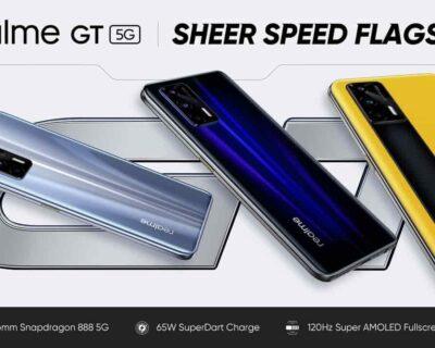 Realme GT: Scheda tecnica – Scopri il prezzo in Italia dello smarpthone 5G