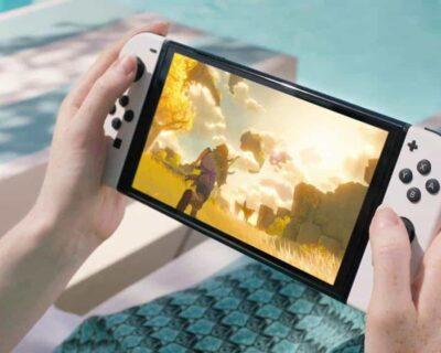 Nintendo Switch OLED: prezzo e info della console non PRO
