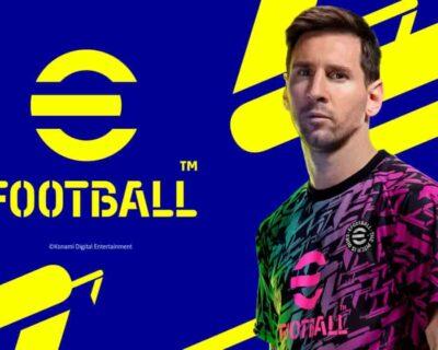 eFootball: PES 2022 è gratis fin dalla sua uscita