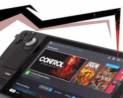 Steam Deck: la console ha uno slot SSD M.2 nella versione base